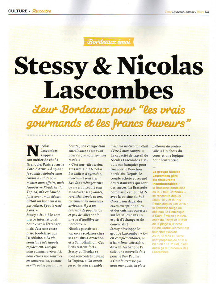 Lascombes Lemaire